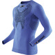 X-Bionic M's Twyce Running Shirt LS French Blue/Black